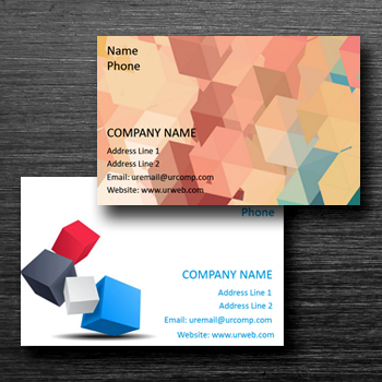 Economy Business Cards printing in India