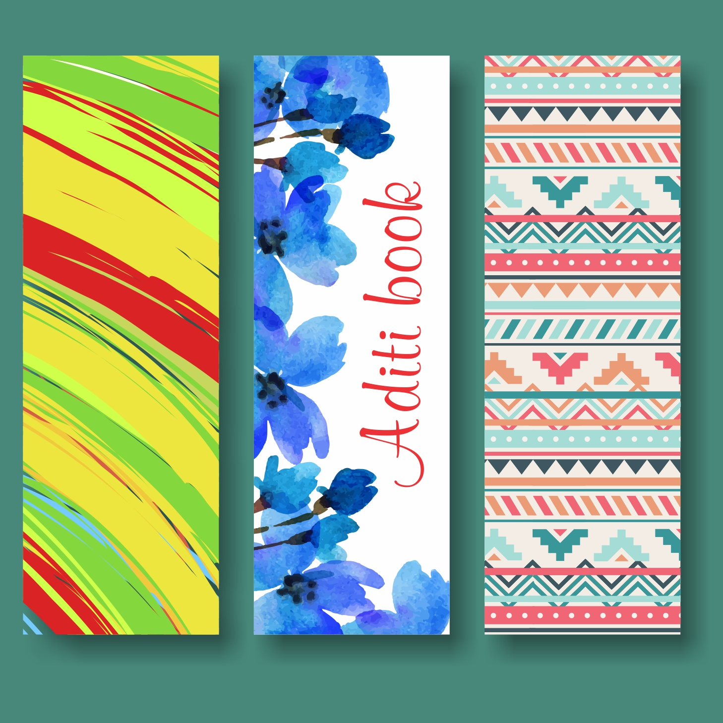 Bookmarks printing in India