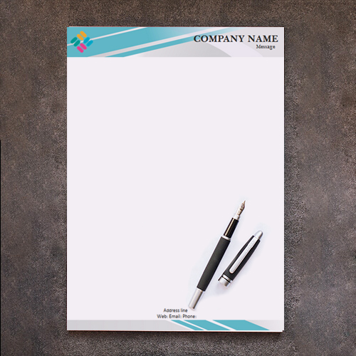 Letterheads printing in India