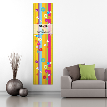 Personalised Growth Charts printing in India